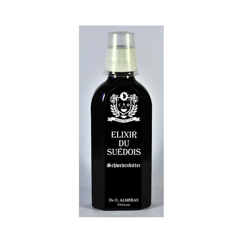 """Elixir du Suédois 40° """"Maison"""""""