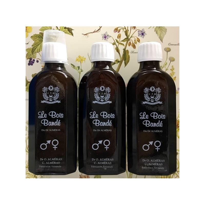 3 Elixirs au Bois Bandé