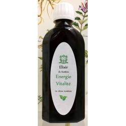 Elixir du Suédois Energie-Vitalité