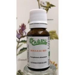 BOULEAU Bio - solution 15 ml.